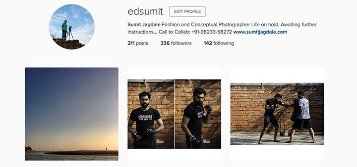 Instagram Cover Sumit Jagdale