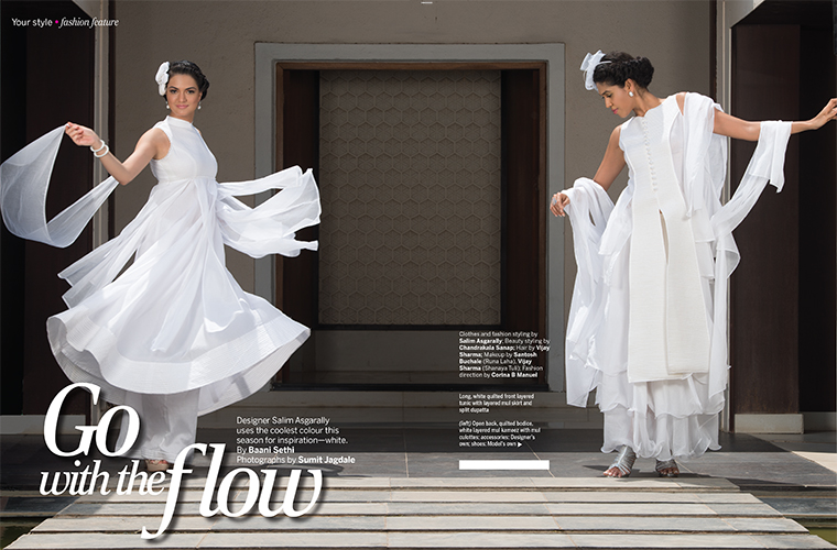 Sumit Jagdale Photography Femina Editorial Fashion